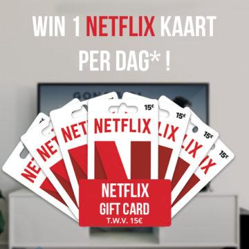 Online Wedstrijden Netflix