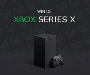 Win een XBOX X SERIES!