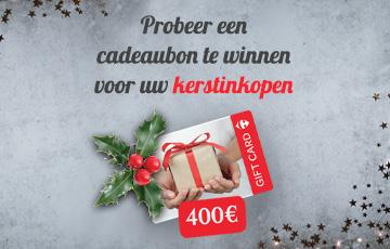 400€ cadeaubon om te winnen – Carrefour