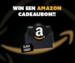 100 euro Amazone-cadeaukaart om te winnen!