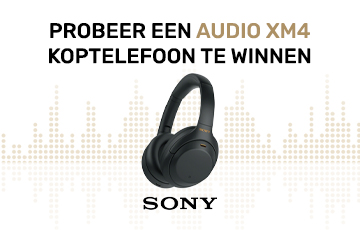 Win een Sony MX4 Headset!