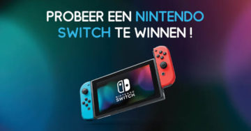 Win een Nintendo Switch!