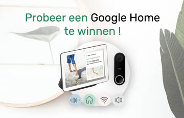 Win een Google Home !