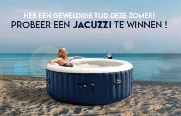 Win een jacuzzi !