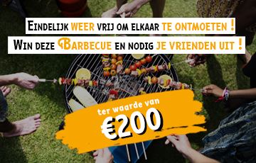 Win een Barbecue !